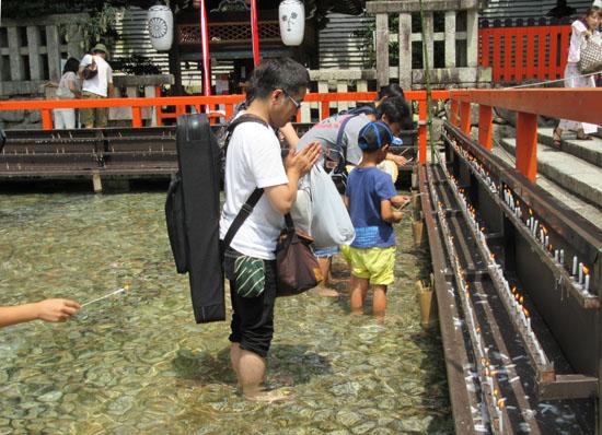下鴨神社 みたらし祭り_e0048413_16173093.jpg