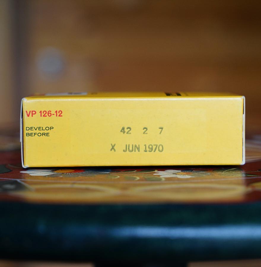 【126フィルム インスタマチックでスクエアフォーマット】 ローライ A26復活への道_c0035245_02590253.jpg