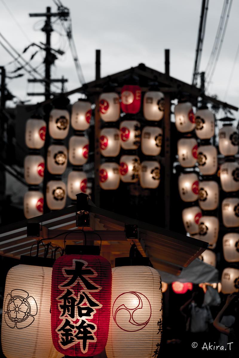 祇園祭2016 後祭・宵々山 〜大船鉾〜_f0152550_18475130.jpg