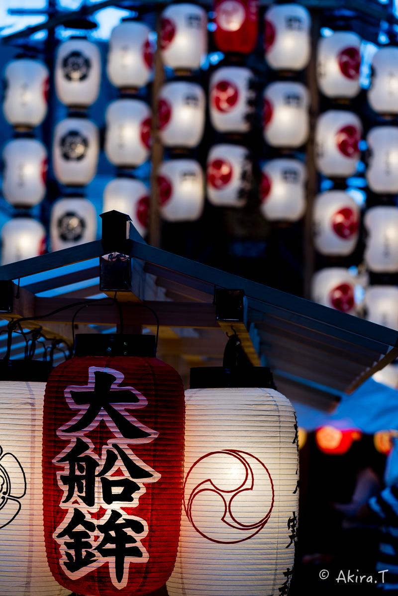 祇園祭2016 後祭・宵々山 〜大船鉾〜_f0152550_1848526.jpg
