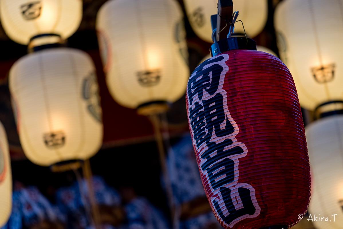 祇園祭2016 後祭・宵々山 〜南観音山〜_f0152550_19413636.jpg