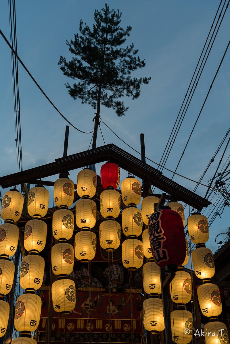 祇園祭2016 後祭・宵々山 〜南観音山〜_f0152550_19414914.jpg