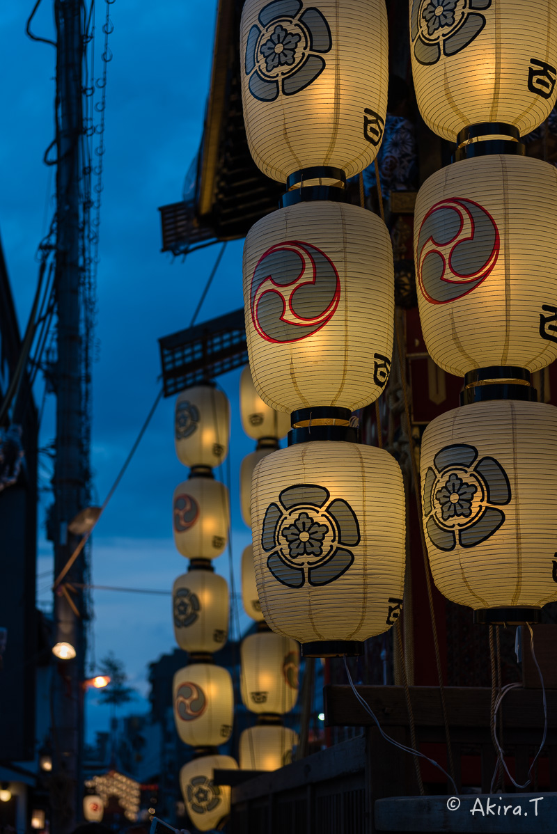 祇園祭2016 後祭・宵々山 〜南観音山〜_f0152550_1942046.jpg