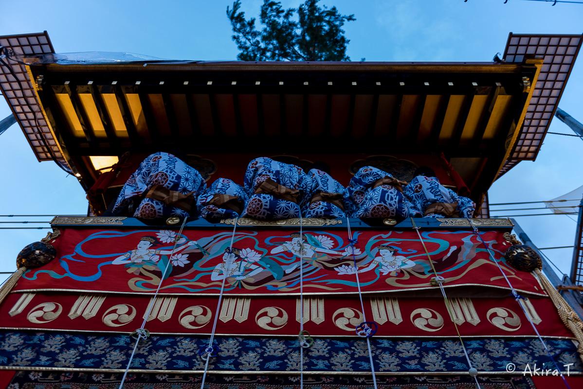 祇園祭2016 後祭・宵々山 〜南観音山〜_f0152550_19422581.jpg