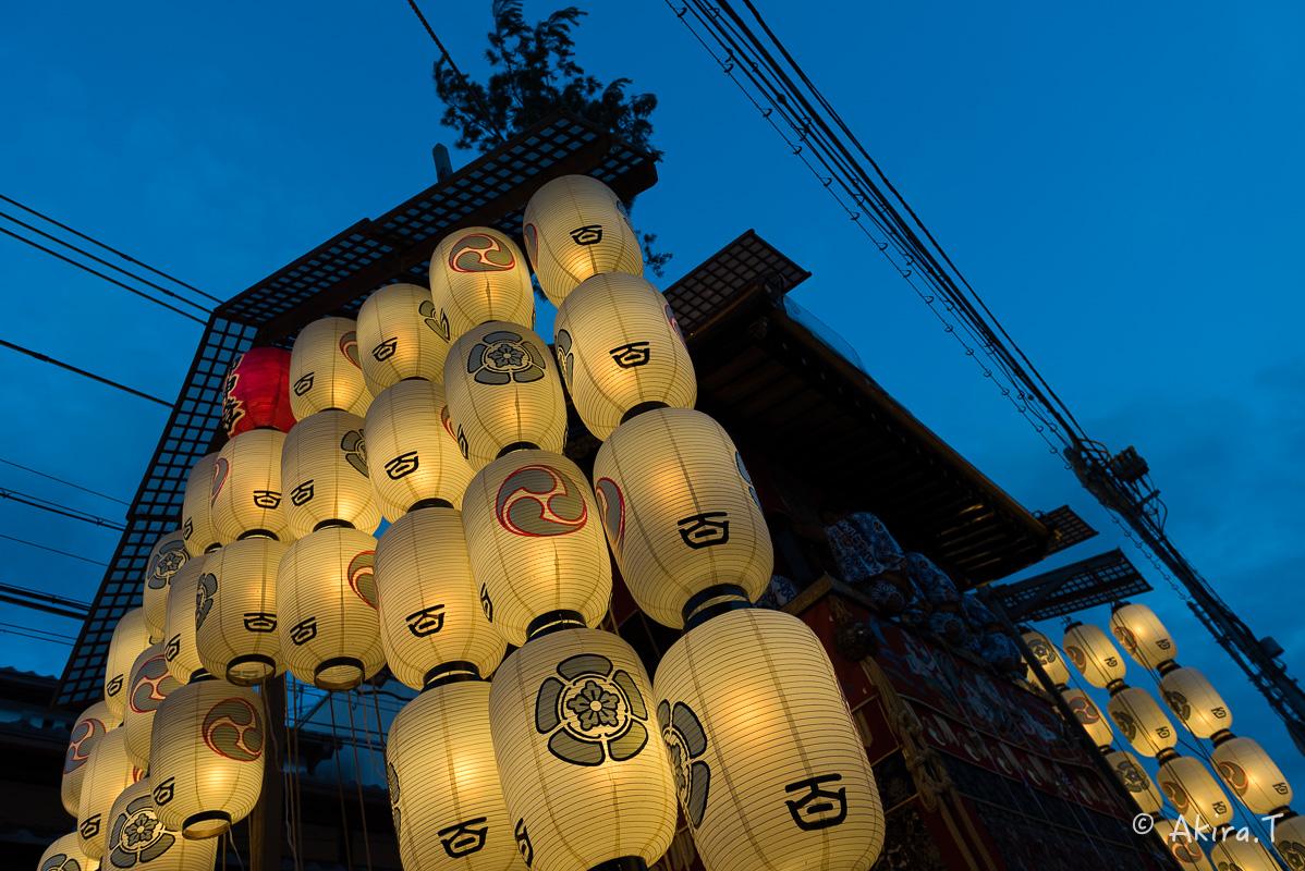 祇園祭2016 後祭・宵々山 〜南観音山〜_f0152550_19424621.jpg