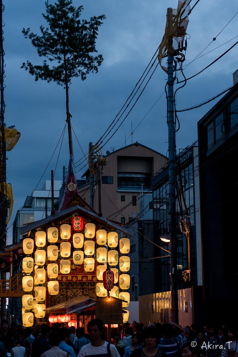 祇園祭2016 後祭・宵々山 〜南観音山〜_f0152550_19433336.jpg