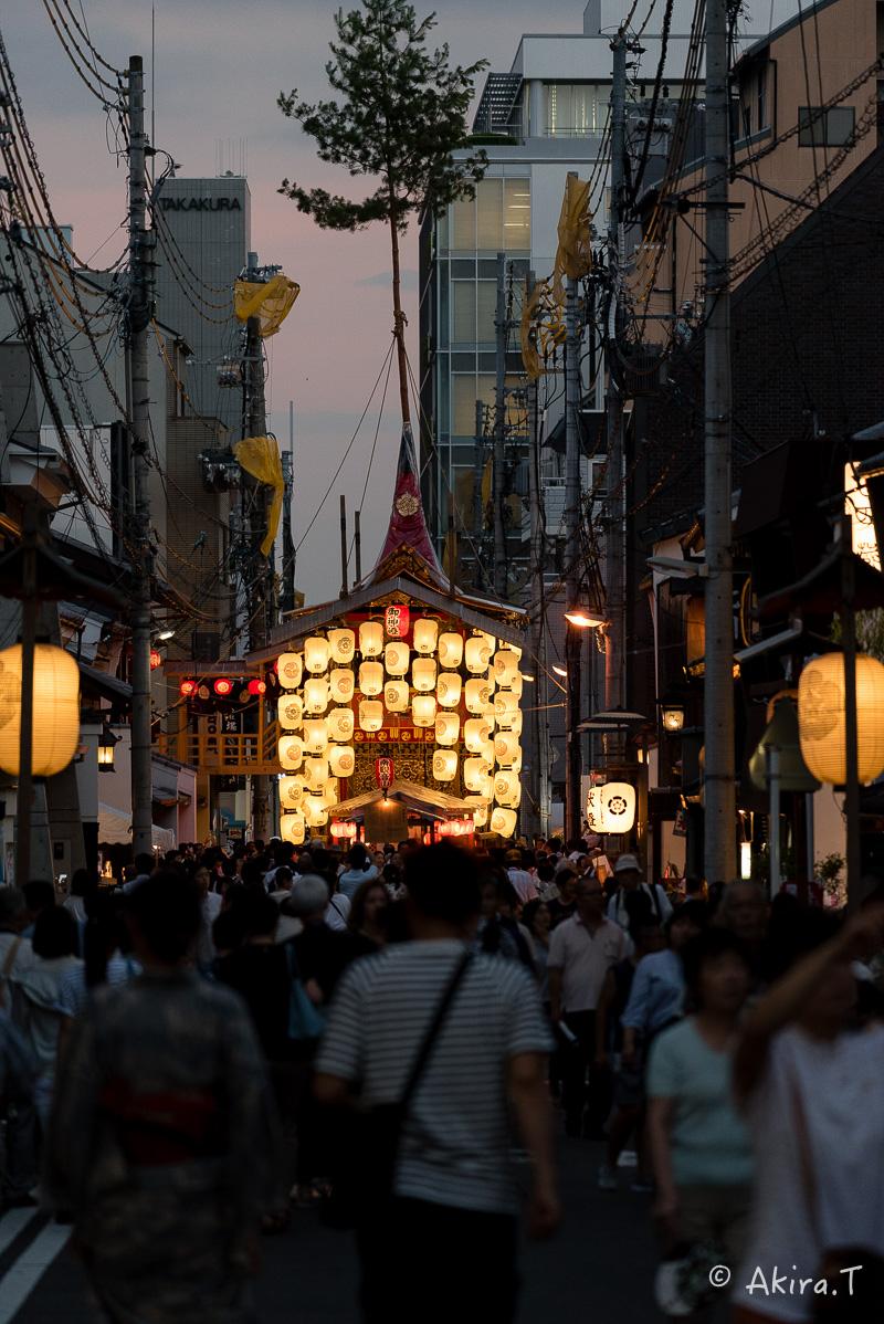 祇園祭2016 後祭・宵々山 〜南観音山〜_f0152550_19435746.jpg