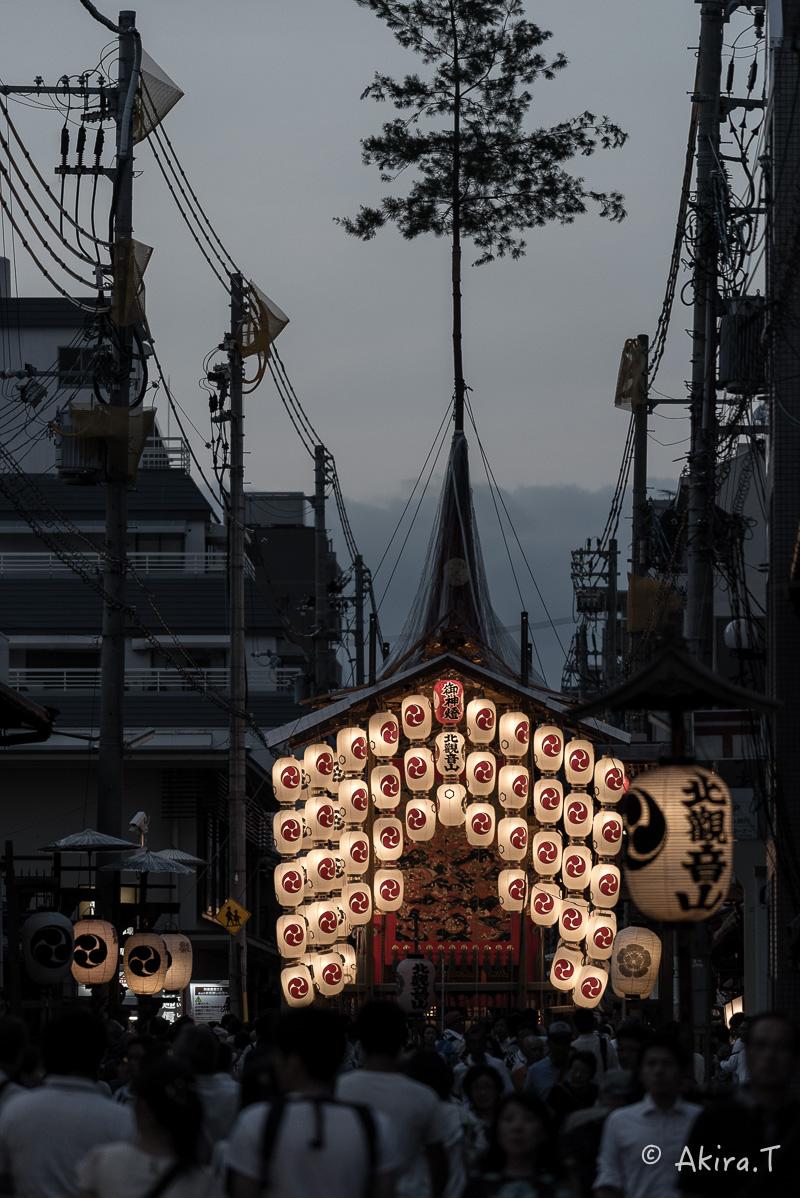 祇園祭2016 後祭・宵々山 〜北観音山〜_f0152550_21242189.jpg