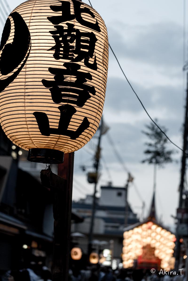 祇園祭2016 後祭・宵々山 〜北観音山〜_f0152550_21243582.jpg