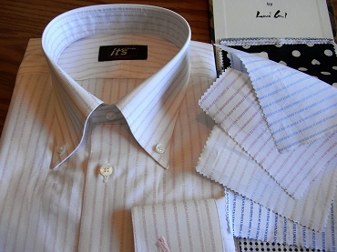"""~夏のシャツ~ 色いろ&""""サマージレ"""" 編_c0177259_20153650.jpg"""