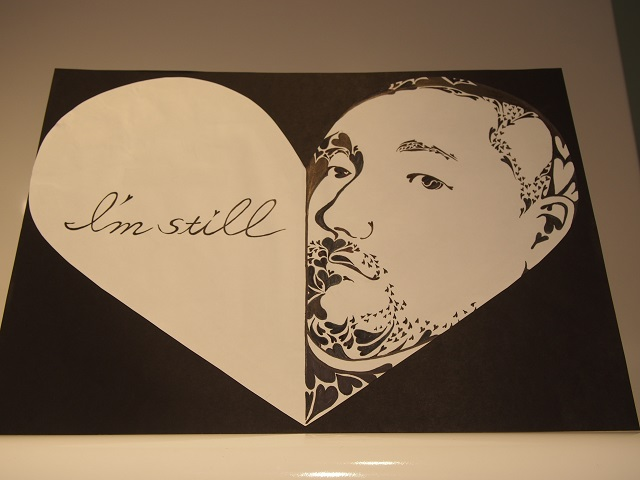 「I\'M STILL」Exhibition @GOOD DESIGN Marunouchi_f0043559_1171148.jpg