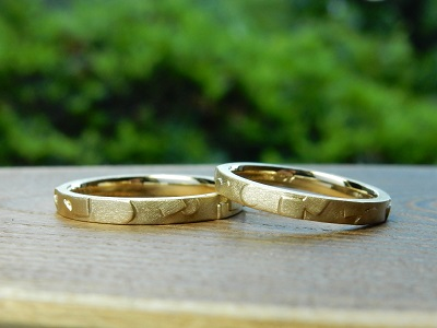 結婚指輪のオーダーメイド 音楽_d0237570_1639256.jpg