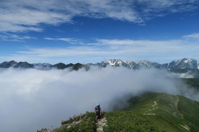 2016.7.16-17 後立山南部を行くちょっとした山旅_b0219778_11583257.jpg