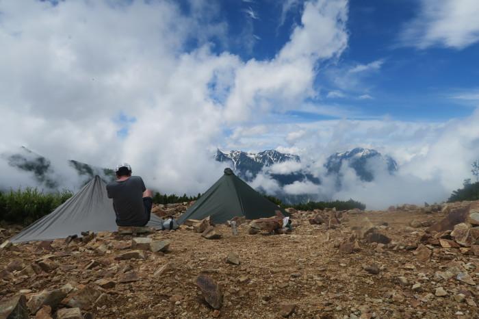 2016.7.16-17 後立山南部を行くちょっとした山旅_b0219778_12035392.jpg