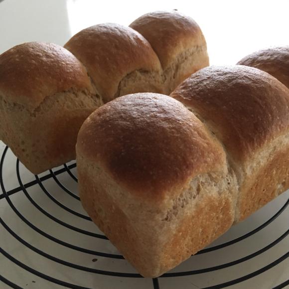 ゆる糖質食パンと豆乳ラテ@ネスプレッソでブランチ_b0065587_15073054.jpg