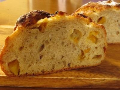 NEW OPEN!!パリ名店出身のパン職人さんのお店「コメット」@麻布十番_f0231189_23042128.jpg