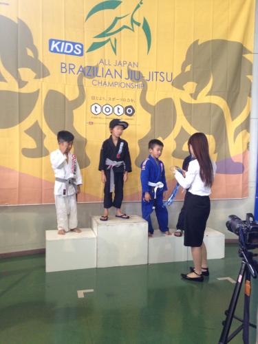 全日本キッズブラジリアン柔術選手権。_e0033205_16022700.jpg