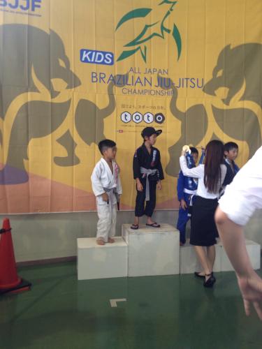 全日本キッズブラジリアン柔術選手権。_e0033205_16022809.jpg