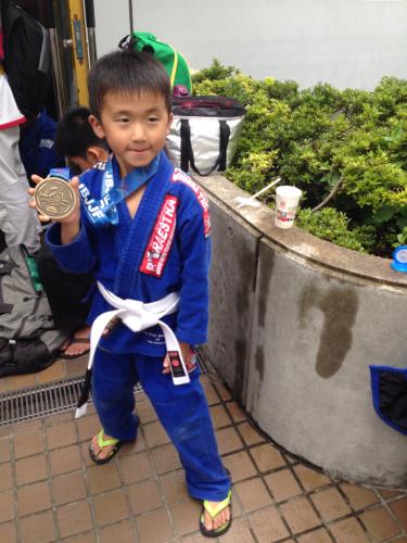 全日本キッズブラジリアン柔術選手権。_e0033205_16022920.jpg