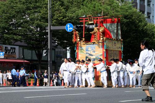 祇園祭 後のまつり_e0048413_1984959.jpg