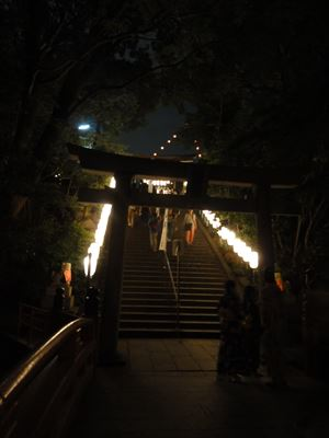 H28 城山八幡宮 夏祭り_f0034816_19404260.jpg