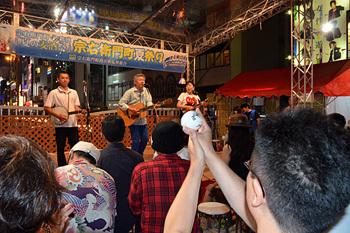 宗右衛門町夏祭り ファミリー・バンド復活_e0103024_00071039.jpg