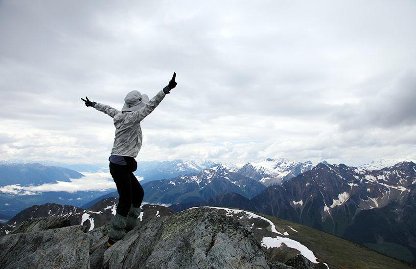 西宮 明昭山の会様 エスプラナーデ縦走とロッキー日帰りハイキングの旅_d0112928_02582616.jpg