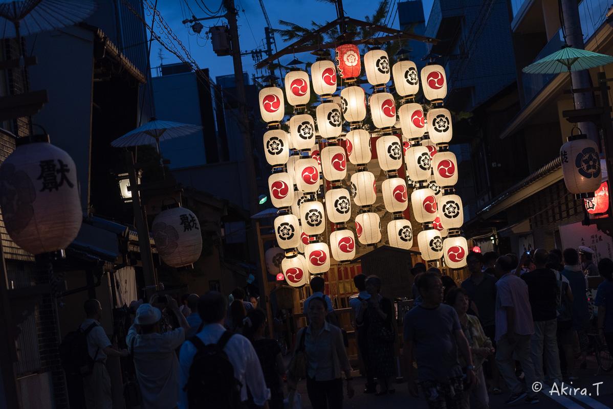 祇園祭2016 後祭・宵々山 〜八幡山〜_f0152550_17273240.jpg