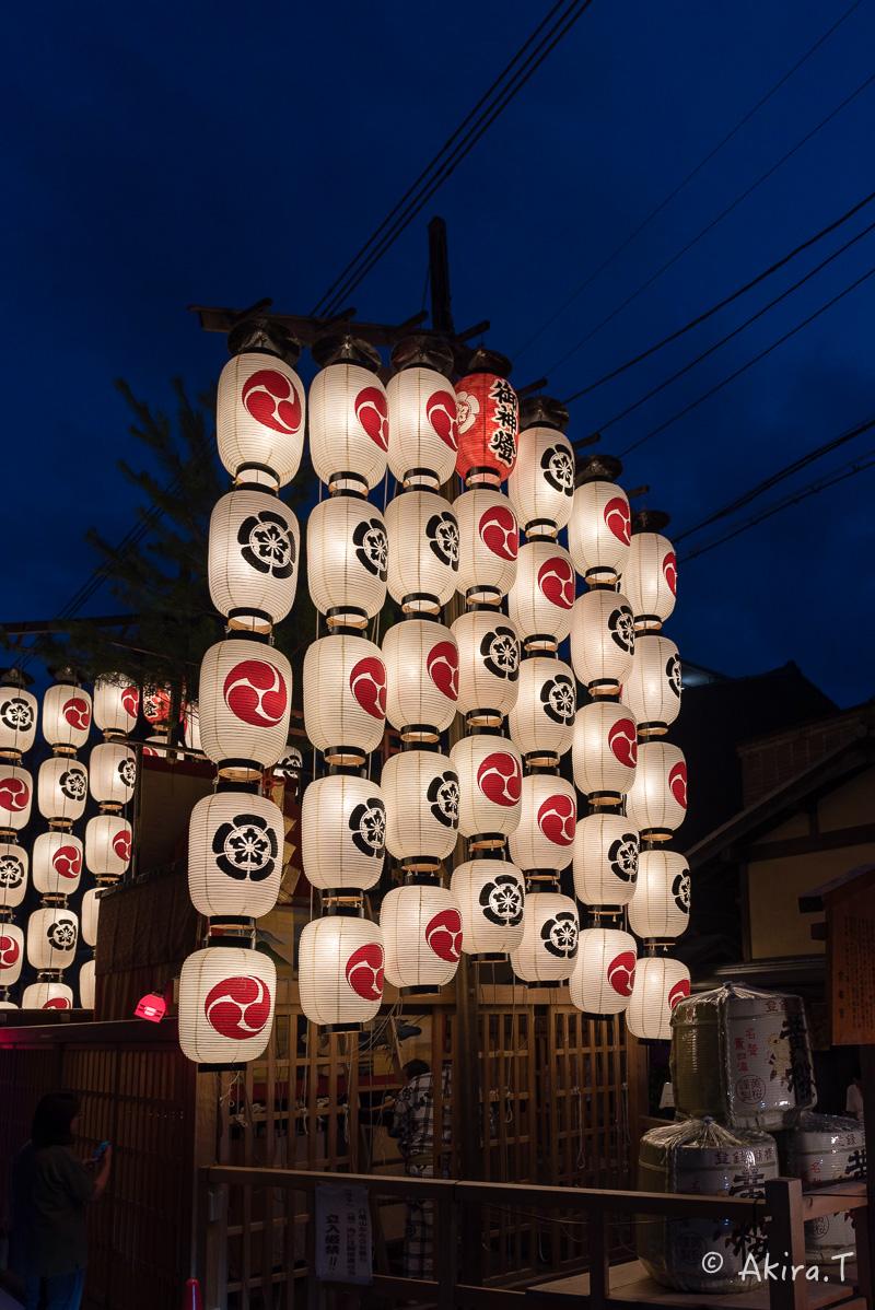 祇園祭2016 後祭・宵々山 〜八幡山〜_f0152550_17282196.jpg