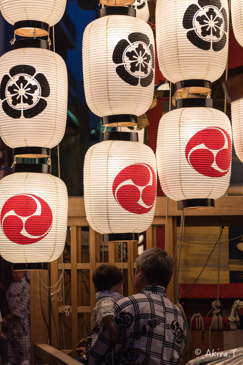 祇園祭2016 後祭・宵々山 〜八幡山〜_f0152550_17284210.jpg