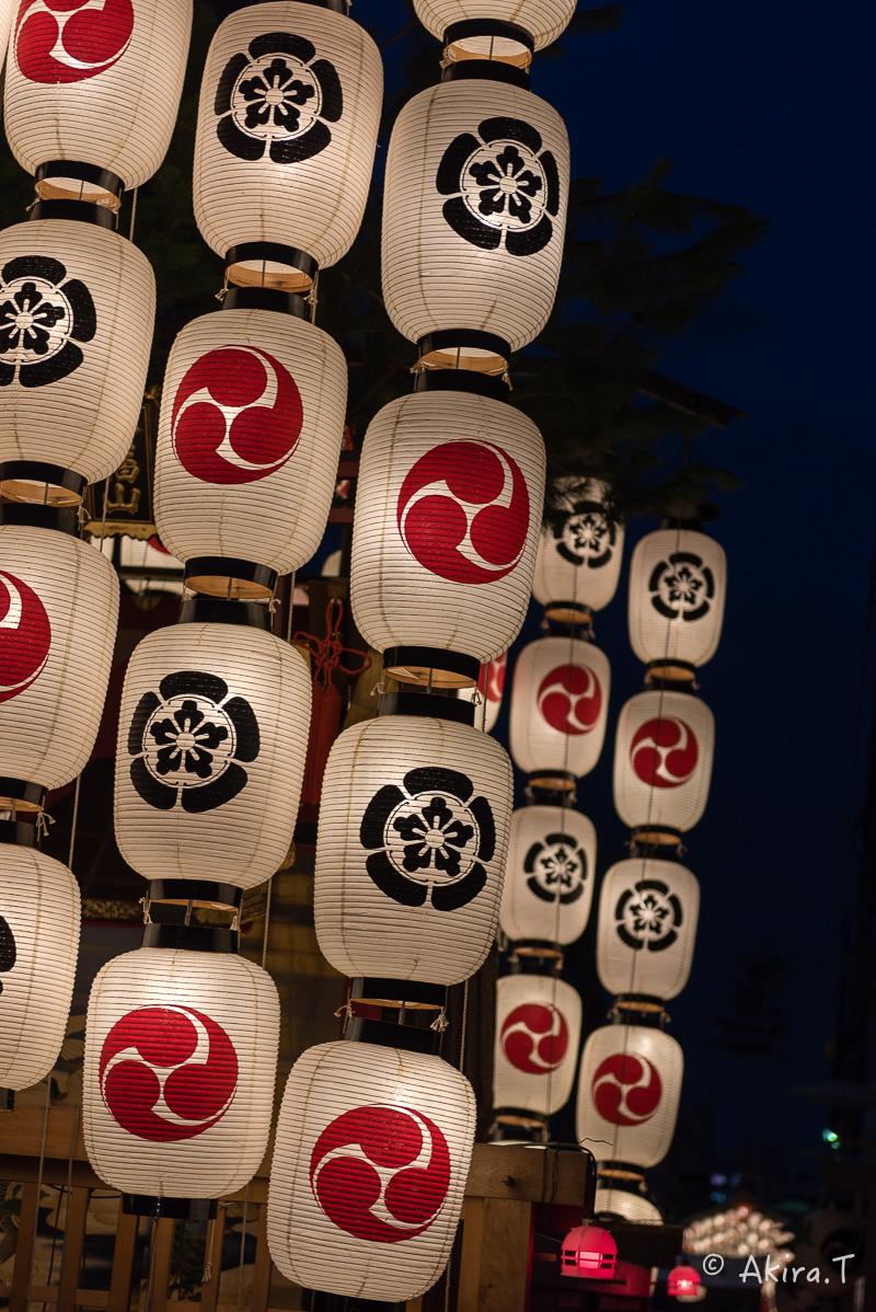 祇園祭2016 後祭・宵々山 〜八幡山〜_f0152550_17285247.jpg
