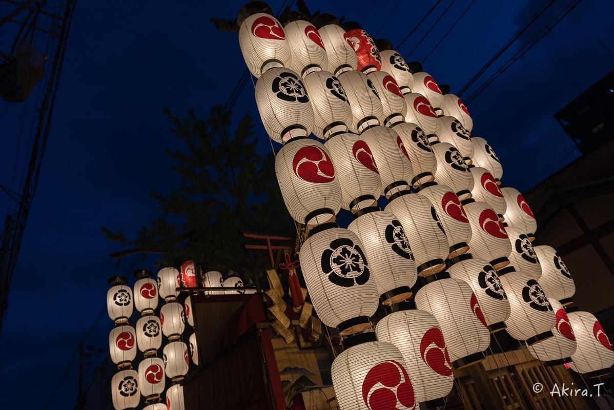 祇園祭2016 後祭・宵々山 〜八幡山〜_f0152550_1728898.jpg