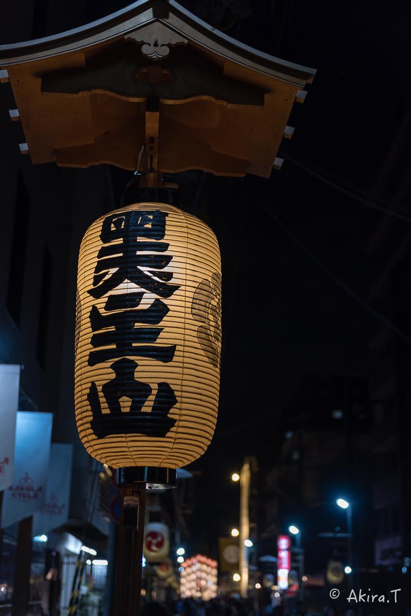 祇園祭2016 後祭・宵々山 〜黒主山〜_f0152550_1753192.jpg