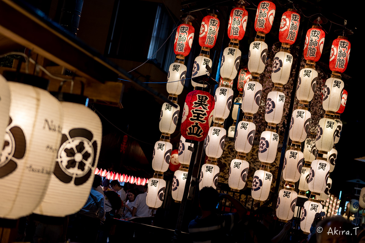 祇園祭2016 後祭・宵々山 〜黒主山〜_f0152550_1852618.jpg