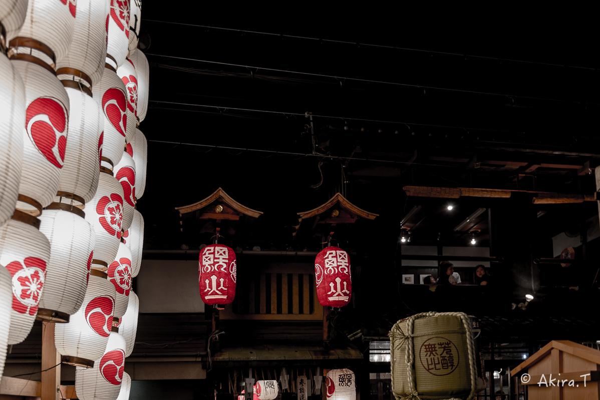 祇園祭2016 後祭・宵々山 〜鯉山・橋弁慶山・鈴鹿山〜_f0152550_21121474.jpg