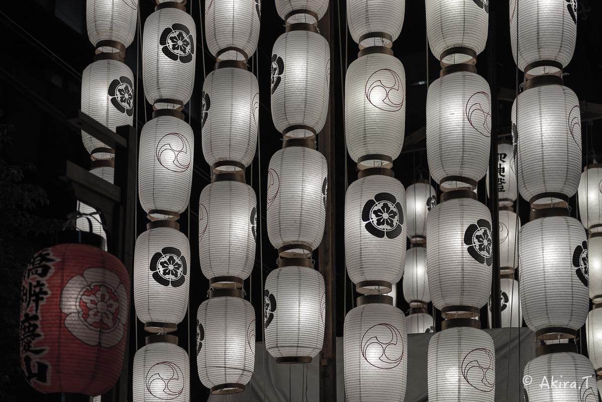 祇園祭2016 後祭・宵々山 〜鯉山・橋弁慶山・鈴鹿山〜_f0152550_21125371.jpg