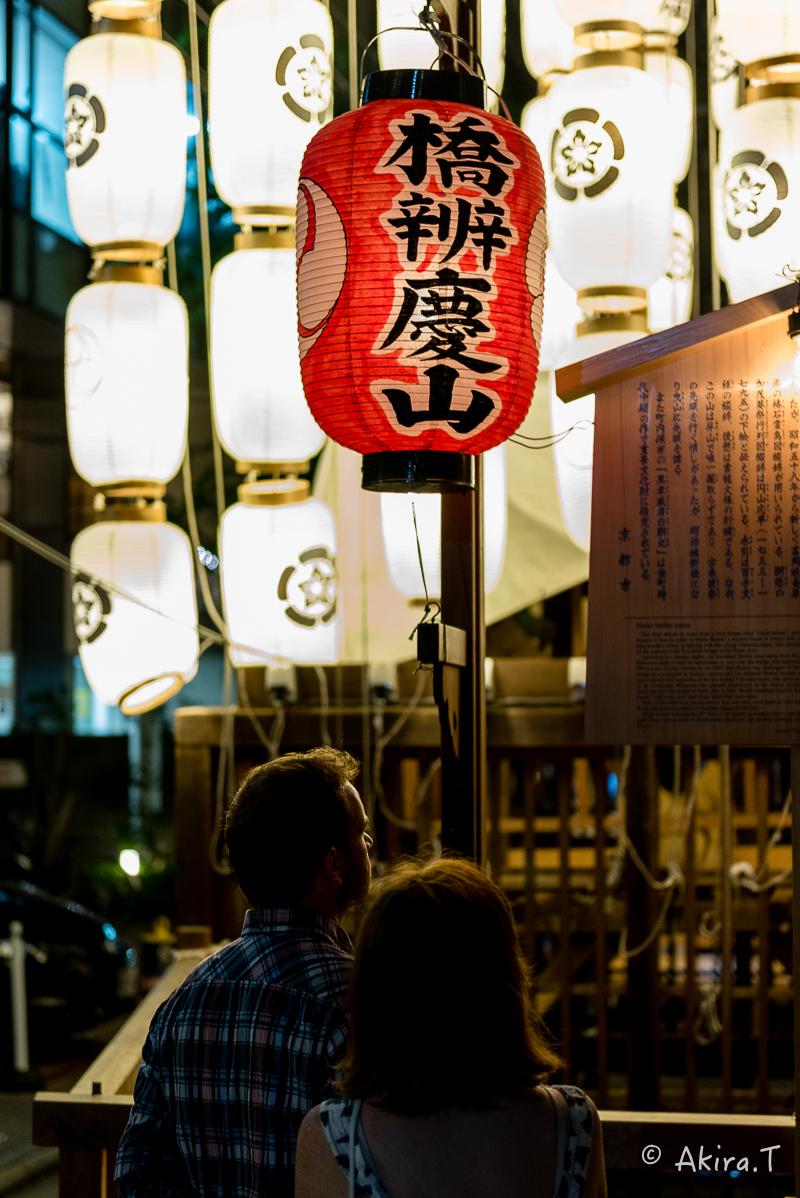 祇園祭2016 後祭・宵々山 〜鯉山・橋弁慶山・鈴鹿山〜_f0152550_21134429.jpg