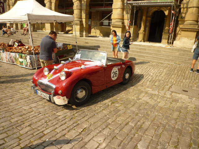 ドイツで見かけた日本車、英車。_f0002755_1911042.jpg