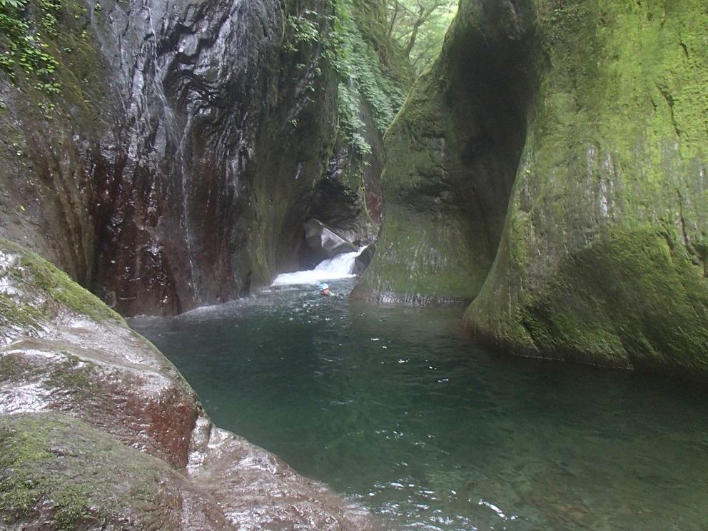 大山・甲川・下ノ廊下ツアー_d0007657_1437376.jpg