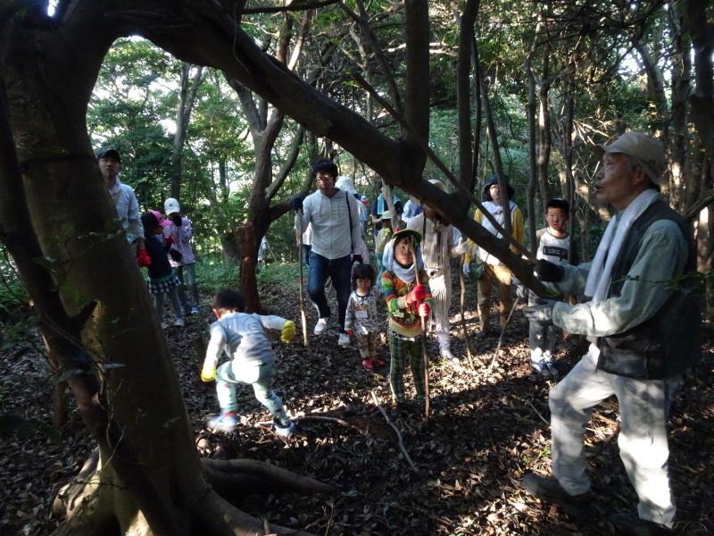 第2回「うみべの森でカブトムシを探そう!」_c0108460_00022149.jpg