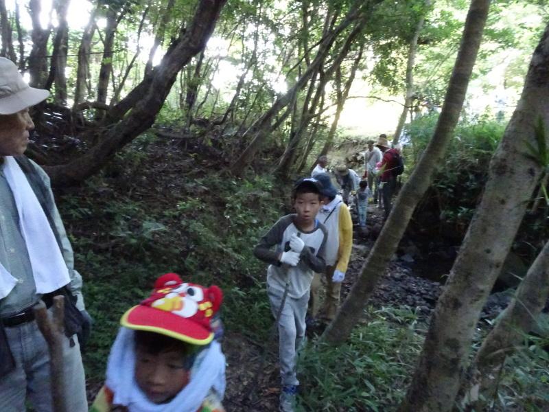 第2回「うみべの森でカブトムシを探そう!」_c0108460_00023093.jpg