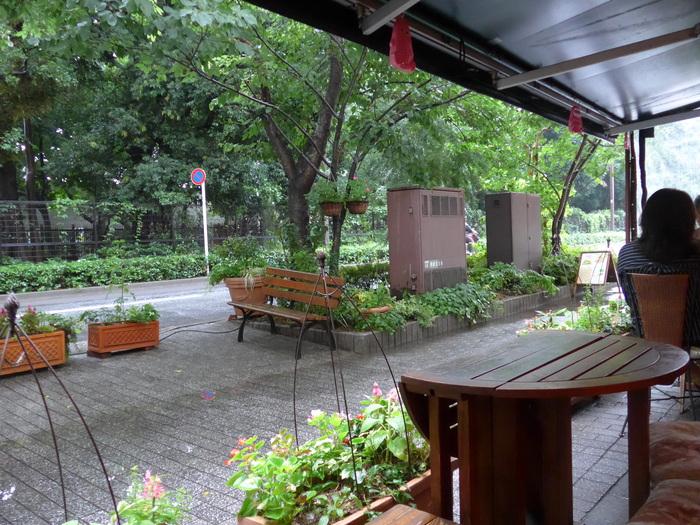 新宿御苑前「オリオール」へ行く。_f0232060_165737.jpg