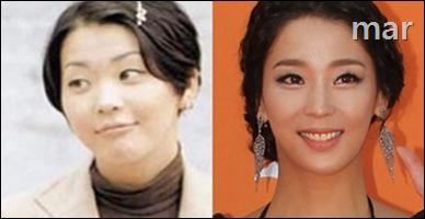 美魔女すぎる韓国女優 ハン・ゴウン 結婚 実姉ツーショット 年齢詐称の真相 鼻整形? 目整形告白していた_f0158064_04084404.png