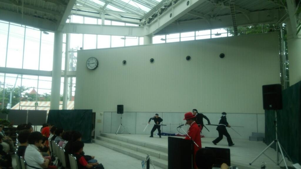 函館野外劇、6日目が終了_b0106766_21242215.jpg