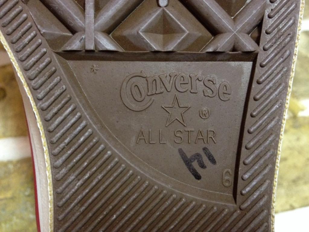 神戸店7/27(水)ヴィンテージ&スーペリア入荷!#4 Vintage Sneaker!Athletic Item!!!(T.W.神戸店)_c0078587_1455466.jpg
