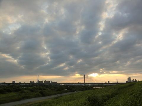 夏のイベント 大阪城 天神祭り_b0176192_10394193.jpg