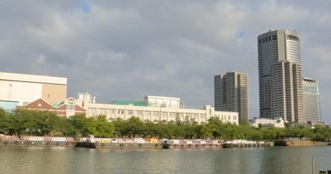 夏のイベント 大阪城 天神祭り_b0176192_1042230.jpg