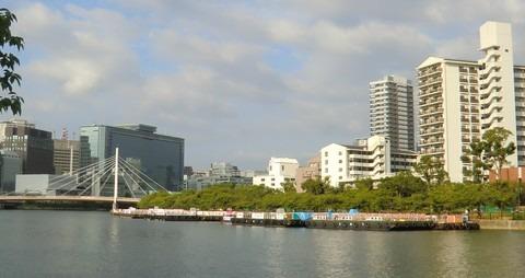 夏のイベント 大阪城 天神祭り_b0176192_10422994.jpg