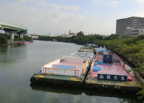 夏のイベント 大阪城 天神祭り_b0176192_10441980.jpg
