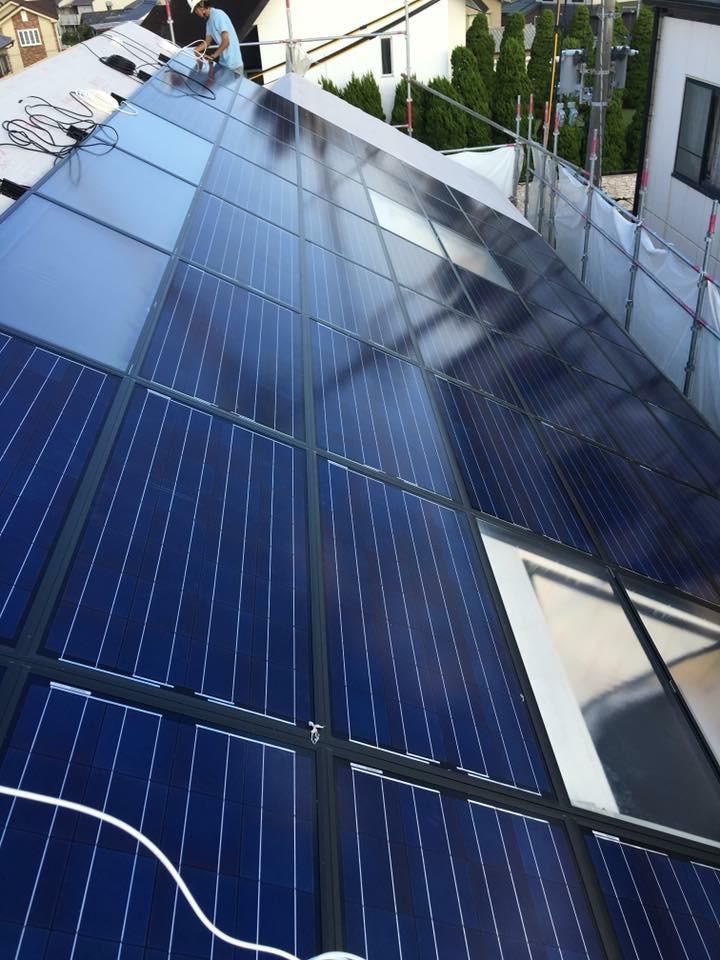 エコテクノルーフ;発電、暖房、給湯、採光パネル_e0054299_14435816.jpg